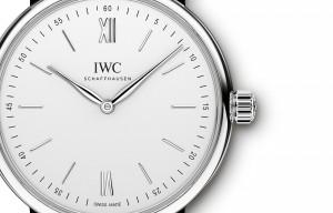 IWC Portofino Hand-Wound Pure Classic 3