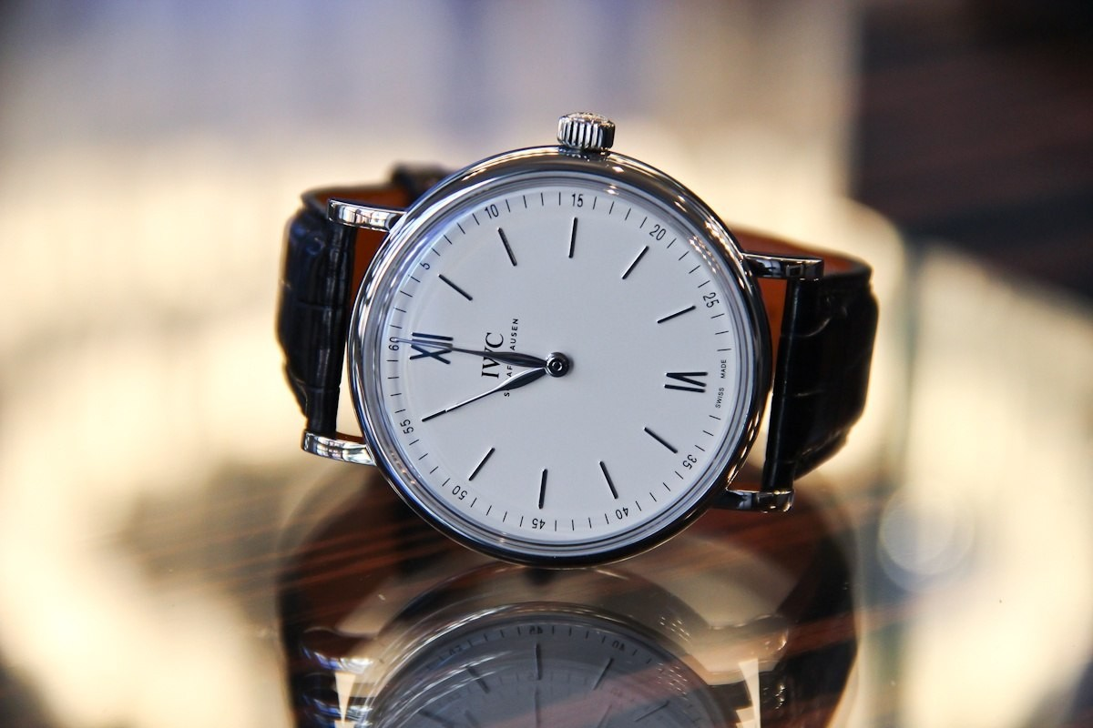 IWC Replica Classical Watches UK Portofino Hand-Wound