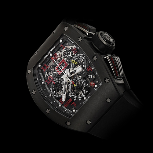 High Quality Movements Richard Mille RM 036 Replica Tourbillon Watches With Grade-5 Titanium