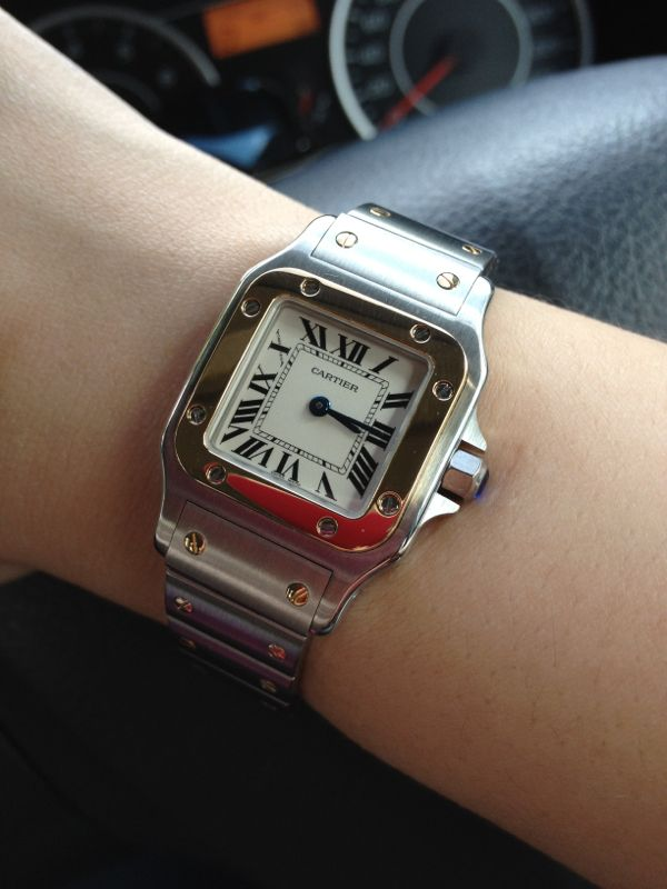 The Best Reason For You To Buy A Cartier Santos Watch Replica