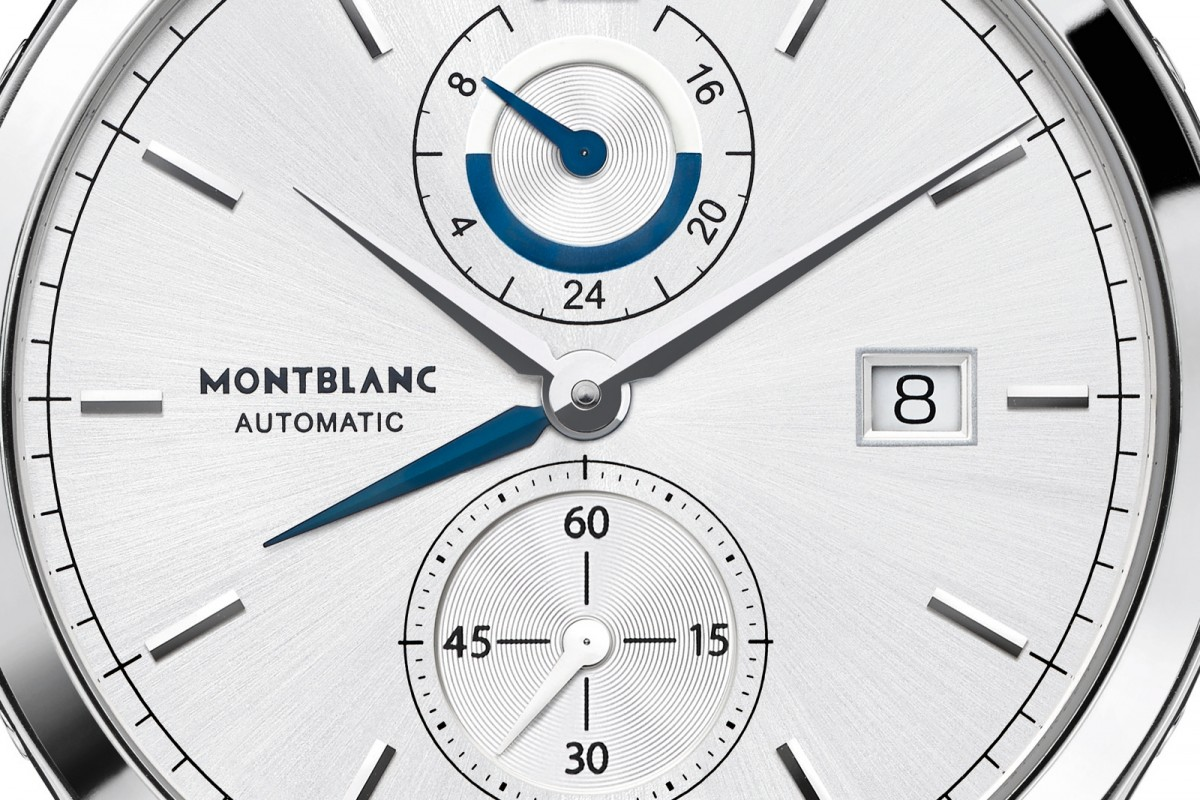 Hands-on With the Montblanc Heritage Chronometrie Dual ...