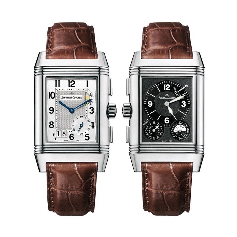 High Quality But Cheap Jaeger-Lecoultre Reverso Duo Replica Watch Wrists On
