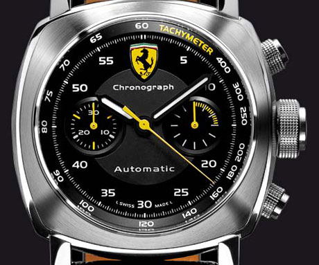 Perfect And Luxury Panerai Ferrari Replica Watches Hands On