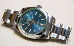 Rolex-Milgauss-Blue-Dial-1