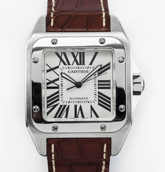thinking about buying the Cartier Santos 100 Replica for getting the amazing piece and saving money