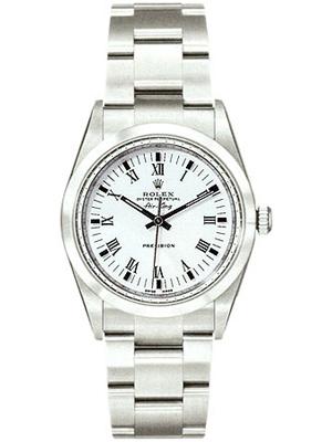super Rolex Airking 14000 replica watch wore by elegant people