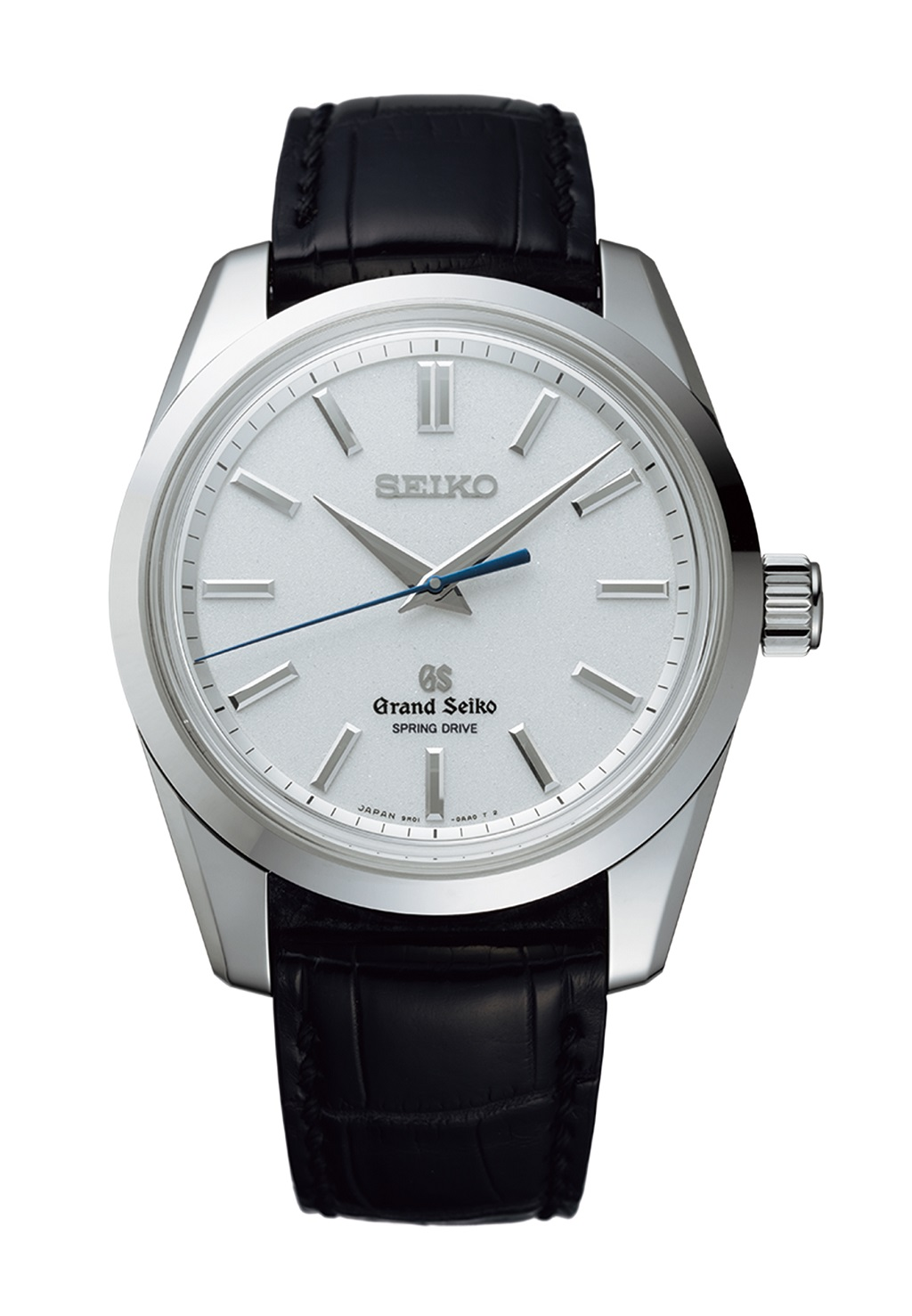 Up Close with the Elegant  Grand Seiko Spring Drive 8 Day Power Reserve Replica Watch