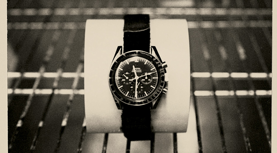 A Nice Timepiece Attached with Radial Dial: Omega Speedmaster Professional Radial Dial 1978 replica