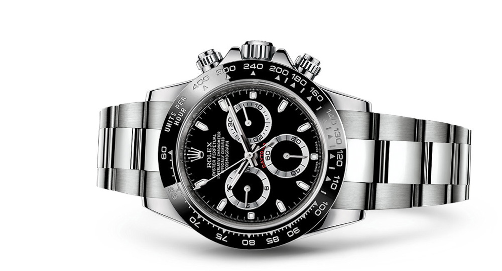 Rolex Daytona II replica, a watch meet the need of professional racing drivers