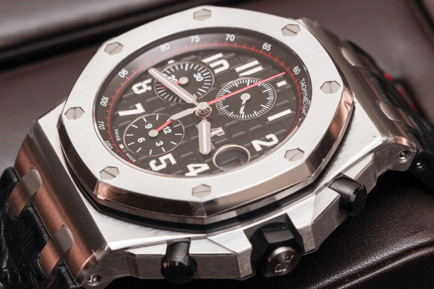 the fantastic piece of the horology with the Audemars Piguet Royal Oak Offshore Replica