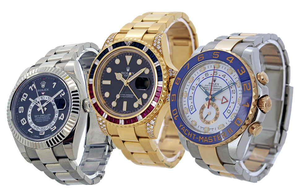 Introducing The Luxury Replica Rolex Watches