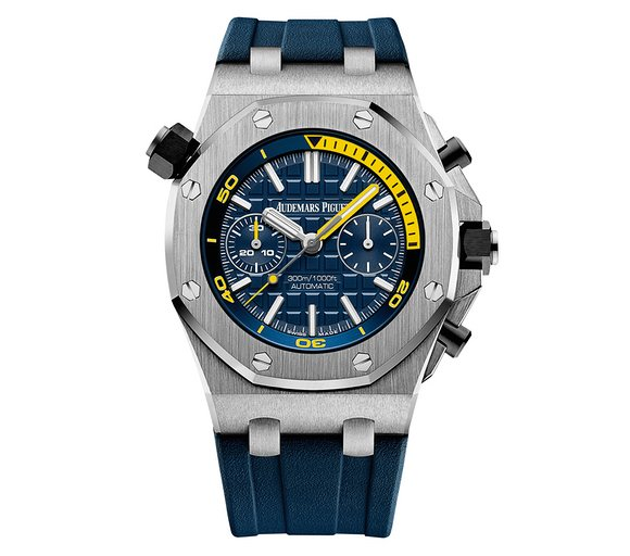 A Watch for diving: The Audemars Piguet Royal Oak Offshore Diver Chronograph Replica