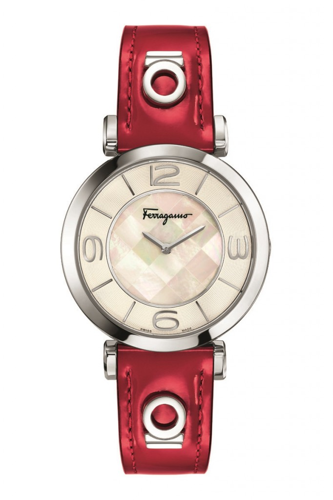 New replica Ferragamo Gancino Deco for the Watch Collection