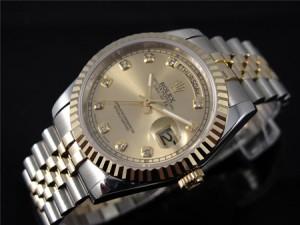 Swiss-Rolex-Day-Date-18K-Dial-2Tone-Swiss-ETA-Movement-Replica