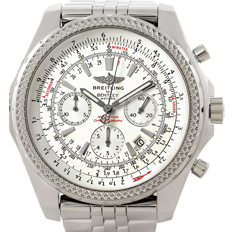 edition motors breitling bentley stainless special watch i steel tradesy