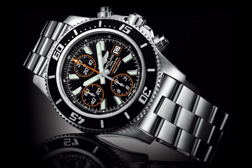 the gorgeous Replica Breitling Superocean Chronograph II should be in your watch collection