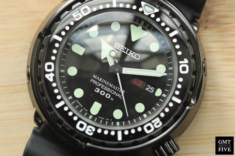Wearing an Amazing Seiko Marine master 300m Quartz Tuna Replica for Every Sport