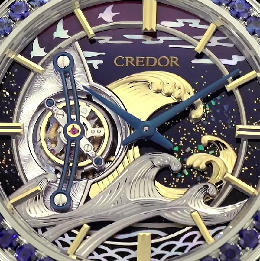 Jaquet Droz Grande Seconde Dual Time replica made in elegance