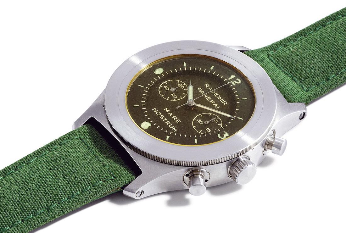 Panerai Mare Nostrum Chronograph PAM716 Watch Returns Watch Releases