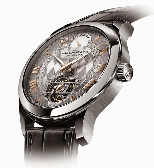 Replica Watches Young Professional News: Chopard LUC ...