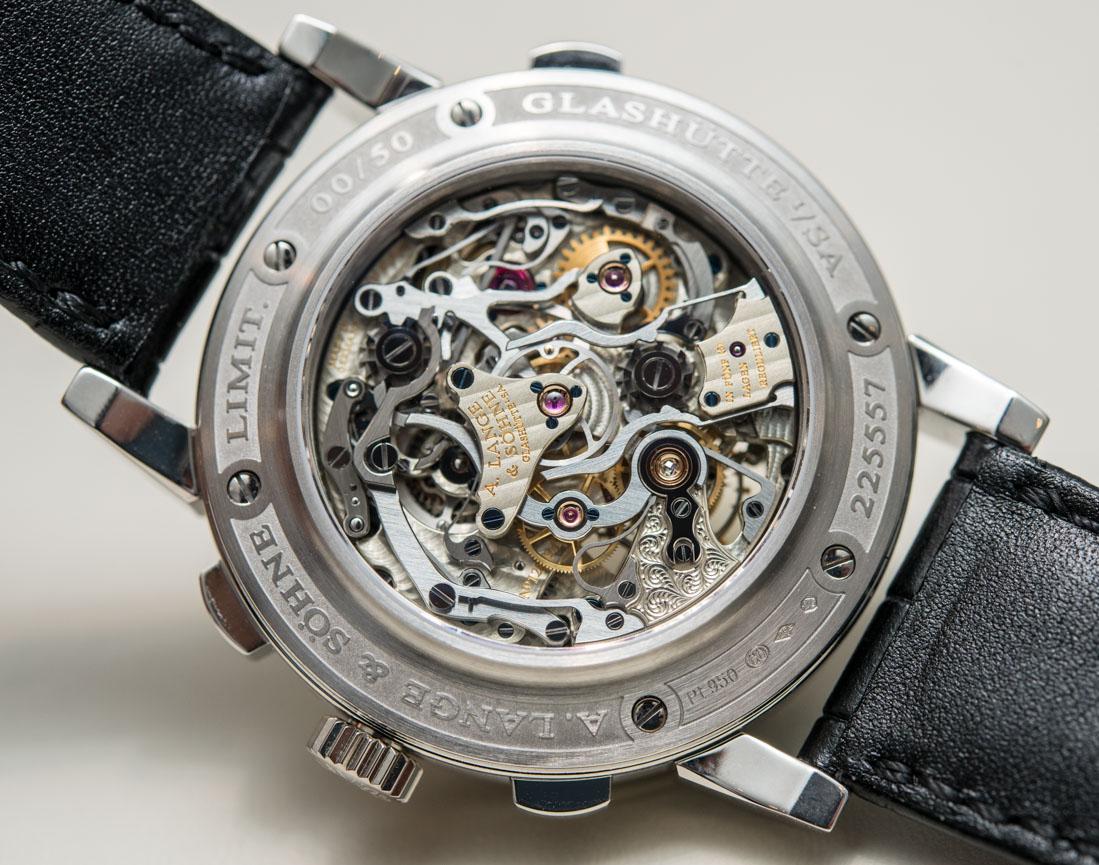 A. Lange & Söhne Tourbograph Perpetual 'Pour Le Mérite' Watch Hands-On Hands-On