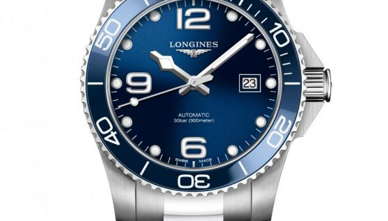 c36b276aa0e Baselworld 2018  Longines HydroConquest Dive Watch With Ceramic Bezel