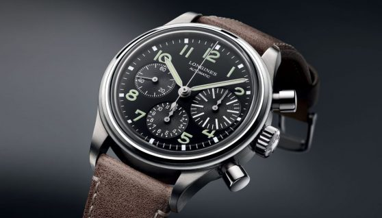 86c1debd8d8 Longines Heritage Avigation BigEye Watch – The Perfect Vintage and Military  Inspired Chronograph
