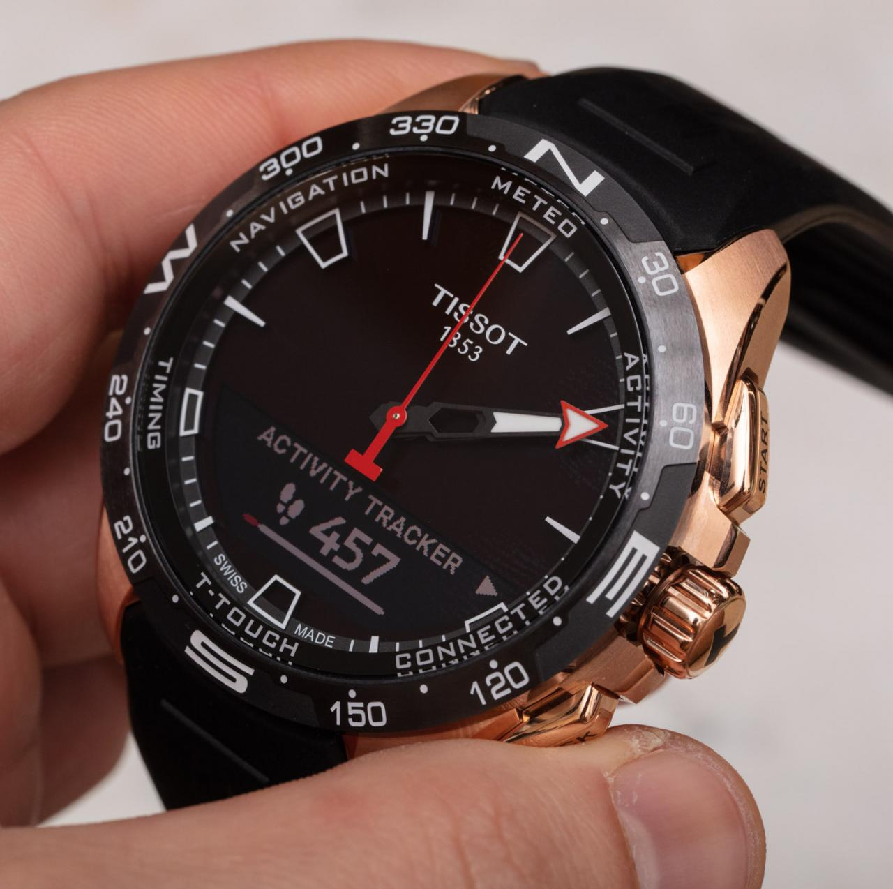 Tissot T-Touch Connect Solar Replica Watch